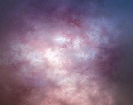 Fraktals, Nebula, Himmel, Aphopysis