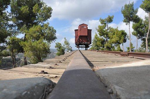 Israel, Yad Vashem, Shoa, Germany, German Reichsbahn