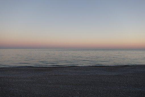 Coast, Magic Hour, At Dusk