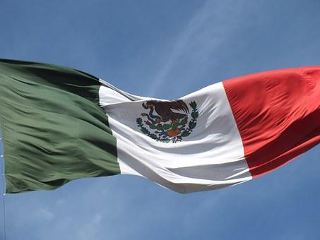 Mexico, Flag, Mexican Flag, Coat Of Arms