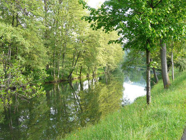 River, Idyll, Nagold, Valley