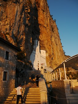 Monastery, Montenegro, Rock