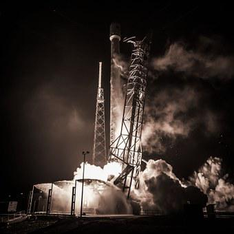 Rocket, Flight, Spacex