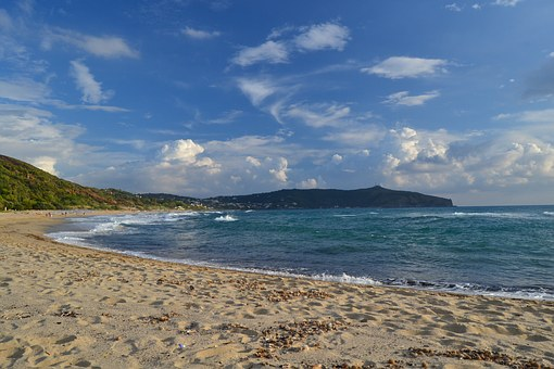 Sea, Beach, Summer, Palinuro, Sand, Tourism, Sandy