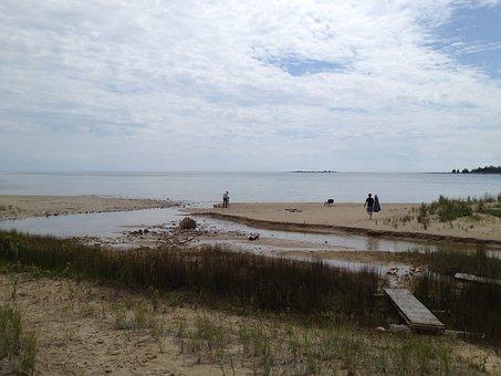 Manitoulin Island, Beach, Island, Manitoulin, Bay, Cove