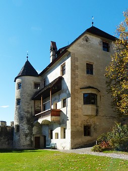 Castle, Closed Feldthurns, Feldthurns, South Tyrol