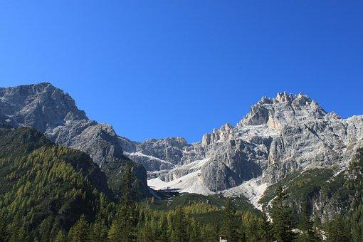 Fischleintal, South Tyrol, Dolomites