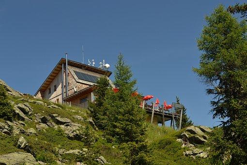 High Stone Hut, Hochstein, Lienz, East Tyrol