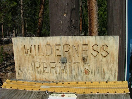 Wilderness, Permit, National Park, Hiking, Trail