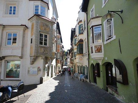 Kaltern, South Tyrol, Italy, Historic Center