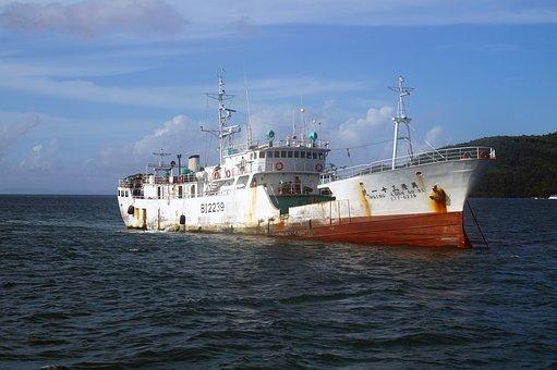 Boat, Chinese Boat, Sea, Ship, Navigation, Maritime