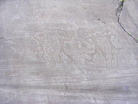 Camuni, Rocky, Valley Camonica, Scriptures Rock