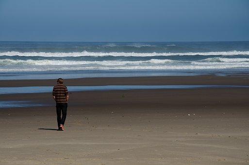 Beach, Emotion, Sea, Carefree, Feeling, Sky, Crush
