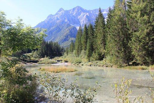 Fischleintal, South Tyrol, Fischleinbach