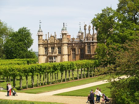 House, Stately Home, Estate, Home, Architecture