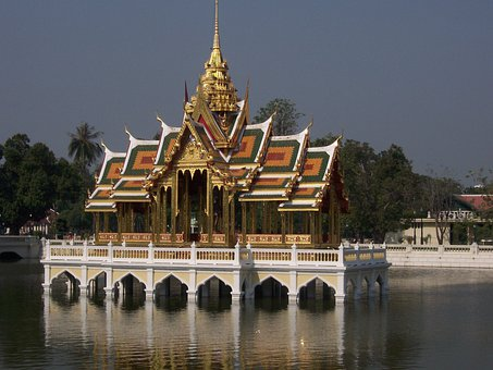 Travel, Summer Residence Of The King, Thailand