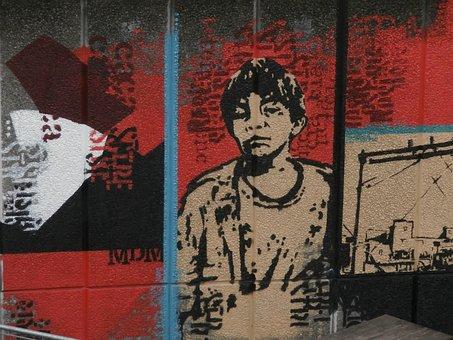 Graffiti, London, Waterloo, February 2015, Tag