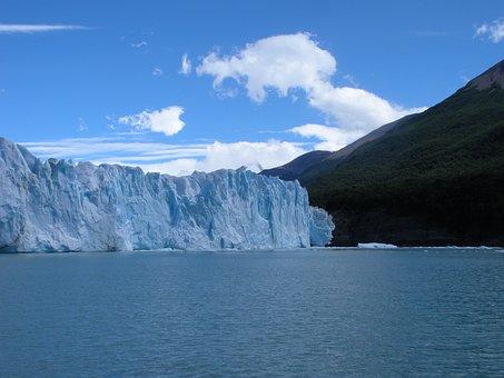 Glacier, Argentina, Landscape, Perito Moreno, Patagonia