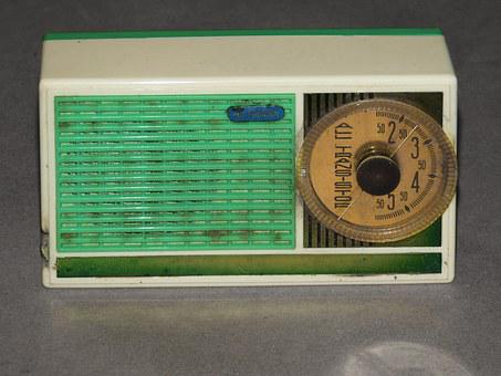 Transistor, Radio, Old