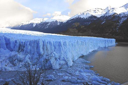 Perito Moreno, Glacier, Cala, Calafate, Ice, Patagonia