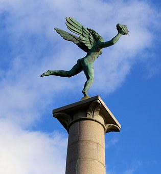 Helsingborg, Statue, Sculpture