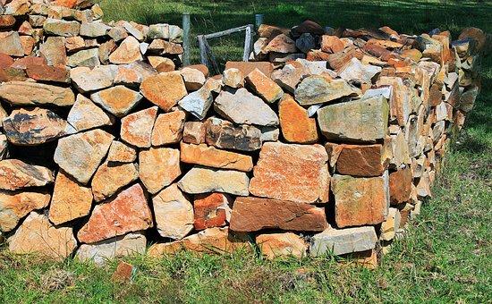 Kraal Wall, Pretoria, Kraal, Enclosure, Stones, Walls
