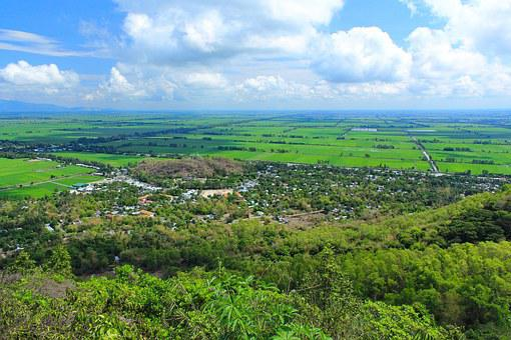 Vietnam, Moutain, Asia, Travel, Nature, Farm, Sky, Day