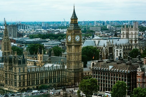 Architecture, Big Ben, Buildings, City, Cityscape