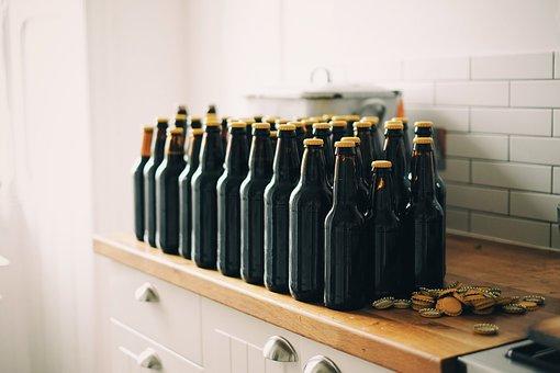 Bottle Caps, Bottles, Equipment, Family, Furniture