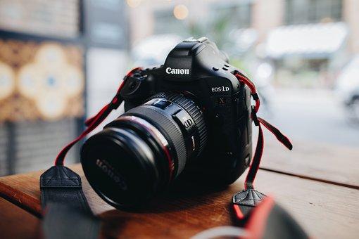 Blur, Camera, Canon, Close-up, Equipment, Lens
