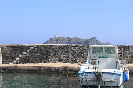 Corsican, Cap Corse, Side, Sea