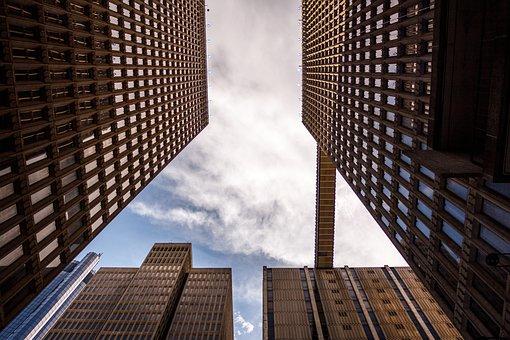 Architecture, Bridge, Buildings, Business, City