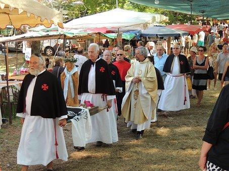 Penitents, Procession, Corsican