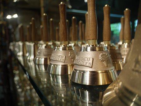 Bells, Shop, Villedieu-les-poeles, France, Shopping