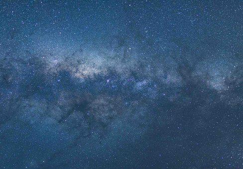Cosmos, Hd Wallpaper, Milky Way, Night, Sky, Stars