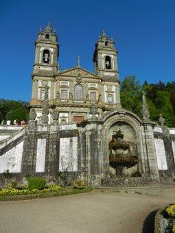 Bom Jesus Do Monte, Portugal, Church