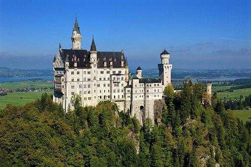 Architecture, Building, Castle, Fortification, Gothic