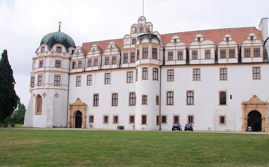 Castle, Building, Architecture, History Of Celle Castle