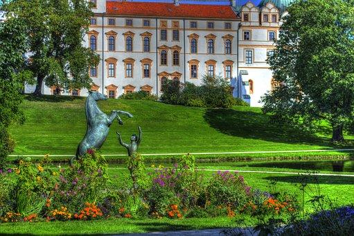 Celle, Castle, Castle Park