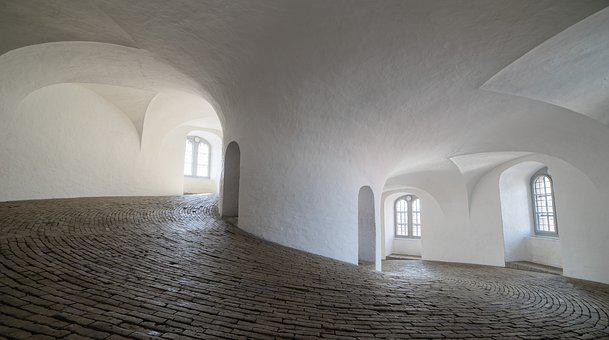 Architecture, Bricks, Building, Ceiling, Contemporary