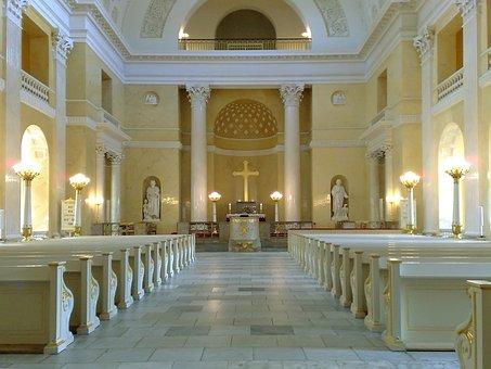 Christiansborg, Castle Chapel, Copenhagen, Church