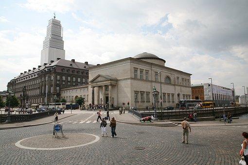 Christiansborg, Castle Chapel, Church, Copenhagen