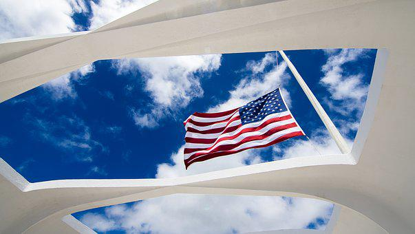 Administration, Banner, Clouds, Country, Daylight, Flag