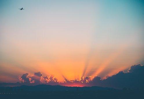 Dawn, Daylight, Dusk, Evening, Fog, Landscape, Light