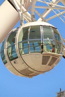 Melbourne Star, Melbourne Star Cabin, Ferries Wheel