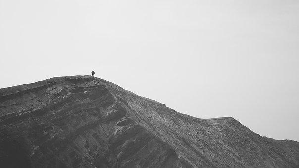 Adventure, Climb, Couple, Daylight, Hike, Hikers, Hill