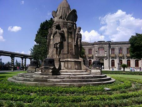 Museum, Chapultepec Castle, Mexico, History, Monument