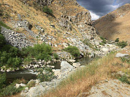 Kern River, Outdoors, Nature, Water, River, Killer Kern