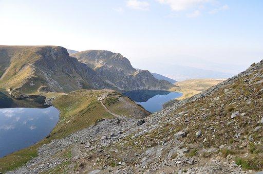 Rila, Bulgaria, Lake, Mountain, Nature, Landscape
