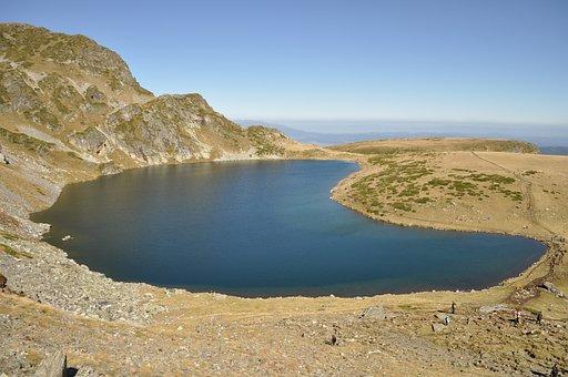Rila, Bulgaria, Mounta, Mountain, Nature, Lake